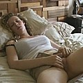 Female Masturbation 6 :: Shy blonde tries masturbating for the first time