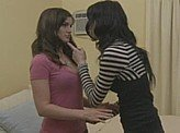 Hot Lesbian Videos 409 :: Aiden Ashley asks Lily Carter if shes a lesbian?