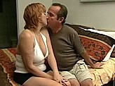 Blow Job Videos 18 :: College coed gives her older next door neighbor a blow job