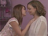 Free Lesbian Video 333 :: Daughters friend comes on to hot Mom