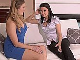 Lesbian Videos 291 :: Do you like me in that way?