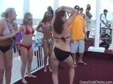 Sexy Girl Videos 60 :: Drunk girls at Spring Break dancing in bikinis