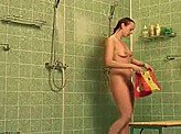 Voyeurism 24 :: Girl caught on cam naked after taking a shower