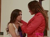 Hot Lesbian Video 212 :: Mom caught the babysitter with her strapon