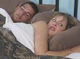 Free Sex Video 737 :: Mother-in-law is woken up by his erection