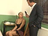 Sex Video 582 :: School girl will learn a very painful lesson today