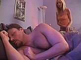 Free Porn 181 :: Step Daddy I had a scary dream can I sleep with you?
