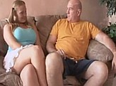Free Sex Videos 523 :: Will old grandpa get lucky with this young BBW?
