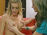 Free Lesbian Video 455 :: Wow your boobs are so big
